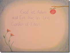 ot adam and eve sentence mom