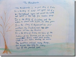 mahabarhata 5th grader