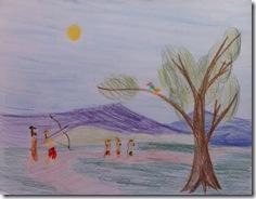 mahabarhata arjuna 5th grader