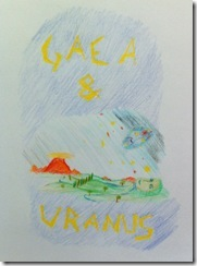 gaea and uranus 5th grader