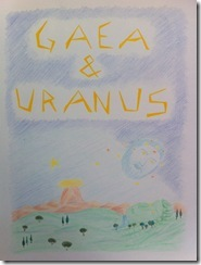 gaea and uranus - mom