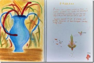 pandora's jar 5th grader