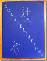 Grad 6 Astronomy constellation cover