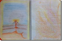 volcanoes - 6th grader