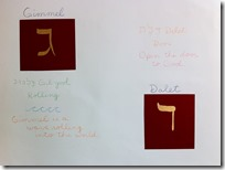 02 Hebrew Letters