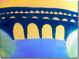 Rome Aqueduct 6th Grader
