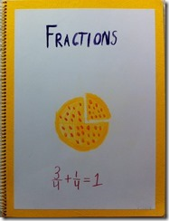 1 Fractions Cover