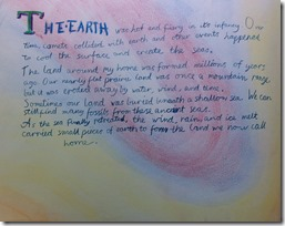 h 08 the earth