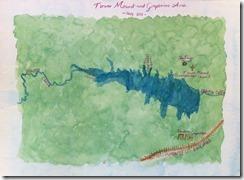 h 22 grapevine lake