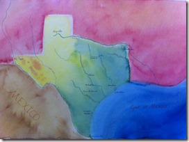 m 09 map painting
