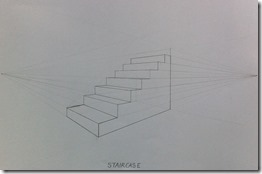 7th grader perspective 10 staircase